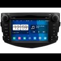 Gebruikte navigatie geschikt voor Toyota RAV 4 autoradio navigatie 2006 - 2010!